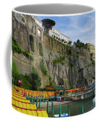 Sorrento Beach Coffee Mug