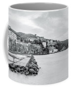 Sorrento Town From Marina Piccola Coffee Mug