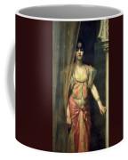 Soudja Sari Coffee Mug by Gaston Casimir Saint Pierre