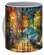 Soul Of The Rain Coffee Mug