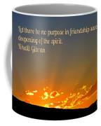 Soulful Friends Coffee Mug