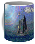 Sound Sailin 5 Coffee Mug