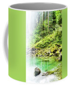 Sounds Behind The Falls Coffee Mug