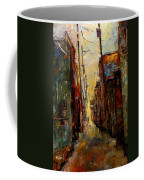 Sounds In The Alley Coffee Mug