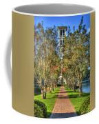 Sounds Of Victory The Bell Tower Furman University Greenville South Carolina Art Coffee Mug