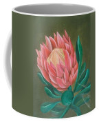 South Africa Protea Coffee Mug