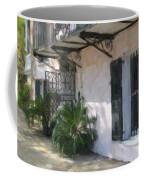 South Battery Sidewalk Coffee Mug