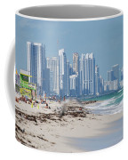South Beach Baby Coffee Mug