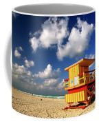 South Beach Coffee Mug