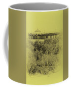 South Beach Pavilion Coffee Mug