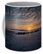South Caroline Sunset Coffee Mug by Tom Singleton