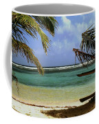 South Caye Belize Coffee Mug