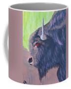 South Dakota Bison Coffee Mug