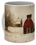 South Dakota Corn Crib Coffee Mug