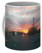 South End Sun Rise Coffee Mug