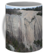 South Face - Stone Mountain Coffee Mug