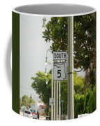 South  Florida 5 Coffee Mug