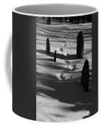 South For The Winter Coffee Mug