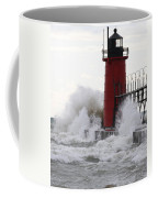 South Haven Lighthouse 3 Coffee Mug