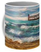 South Haven Lighthouse Coffee Mug