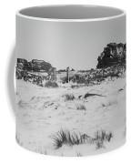 South Hessary Tor In The Snow Coffee Mug
