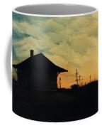 South Holland Train Station Coffee Mug