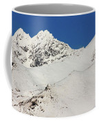 South Island White Peaks Coffee Mug