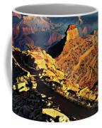 South Kaibab Trail - Grand Canyon Coffee Mug