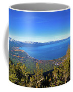 South Lake Tahoe Coffee Mug