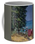 South Lake Tahoe Summer Coffee Mug