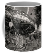 South London Carousel Coffee Mug