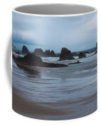 South Of Indian Beach Coffee Mug
