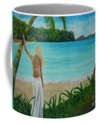 South Pacific Dreamin Coffee Mug
