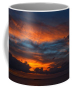 South Pacific Sunset Coffee Mug