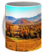 South Reno In Fall Coffee Mug