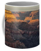 South Rim Sunrise - Grand Canyon National Park - Arizona Coffee Mug