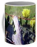 South Texas Fence Coffee Mug