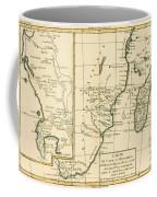 Southern Africa Coffee Mug