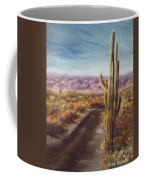 Southern Arizona Coffee Mug by Jack Skinner