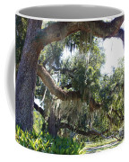 Southern Backyard Coffee Mug