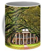 Southern Class Painted Coffee Mug