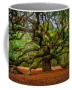 Angel Oak In Charleston Coffee Mug
