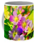 Southern Missouri Wildflowers 1 - Digital Paint 1 Coffee Mug