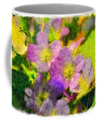 Southern Missouri Wildflowers 1 - Digital Paint 2 Coffee Mug