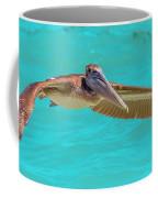 Southern Most Pelican Coffee Mug