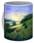 Southern Ohio Farm Coffee Mug