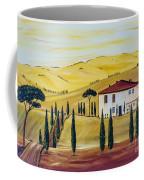 Southern Tuscany Coffee Mug