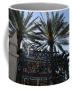 Southernmost Hotel Entrance In Key West Coffee Mug