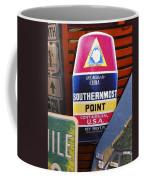 Southernmost Point Coffee Mug