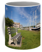 Southport Harbor Connecticut Coffee Mug